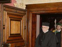 Profesor Joseph Schatzker doktorem honoris causa Uniwersytetu Jagiellońskiego